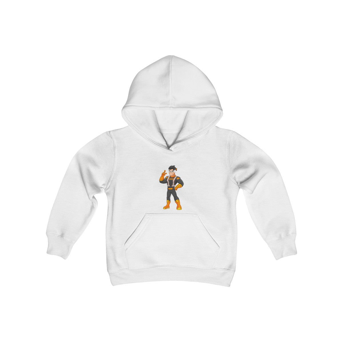 Axl (SDMO) Youth Heavy Blend Hooded Sweatshirt
