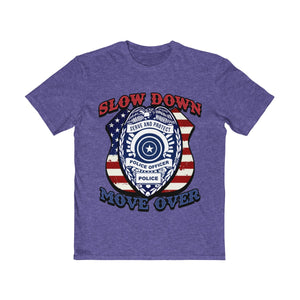 Very Important Tee Front Design - SDMO Police