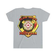 Load image into Gallery viewer, Youth Short Sleeve (Back Design) - SDMO Fire