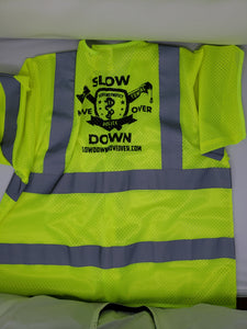 ANSI-3 High-Vis Safety Vest w/ Multi-Discipline