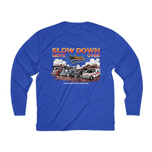 Load image into Gallery viewer, Men's Long Sleeve Moisture Absorbing Tee - SDMO Gear and SDMO Four Flag