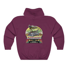 Load image into Gallery viewer, Unisex Heavy Blend™ Hooded Sweatshirt - SDMO Towing Mural