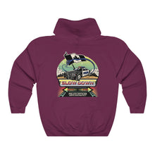 Load image into Gallery viewer, Unisex Heavy Blend™ Hooded Sweatshirt - Canadian SDMO Police Mural