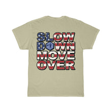 Load image into Gallery viewer, SDMO Flag (Flagger) Short Sleeve Tee Back Design