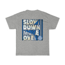 Load image into Gallery viewer, Unisex Heavy Cotton Tee - SDMO Blue Fire
