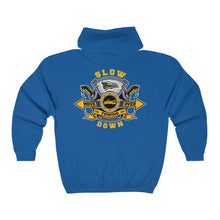 Load image into Gallery viewer, Unisex Heavy Blend™ Full Zip Hooded Sweatshirt - Special Towing
