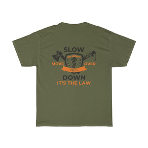 Basic Heavy Cotton Tee - SDMO Multi-Discipline Design