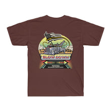Load image into Gallery viewer, Men's Surf Tee - SDMO Towing Mural Design