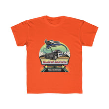 Load image into Gallery viewer, Kids Regular Fit Tee - SDMO Police Mural Design