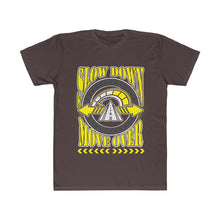 Load image into Gallery viewer, Fitted Tee - SDMO Big Yellow (Front Design)