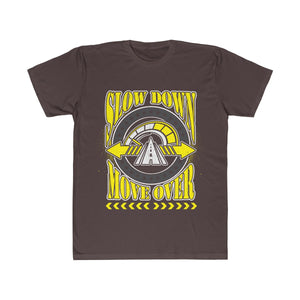 Fitted Tee - SDMO Big Yellow (Front Design)