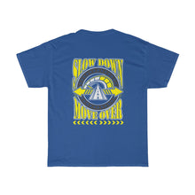 Load image into Gallery viewer, Basic Heavy Cotton Tee - SDMO Big Yellow Design