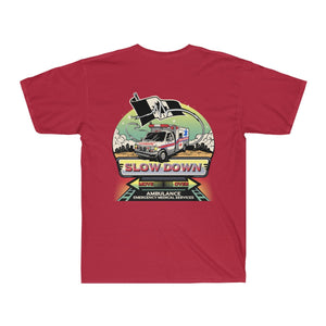 Men's Surf Tee - Canadian SDMO EMS EMT Mural Design
