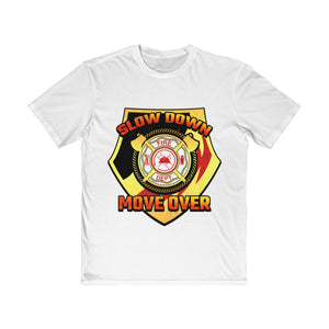 Very Important Tee Front Design - SDMO Fire