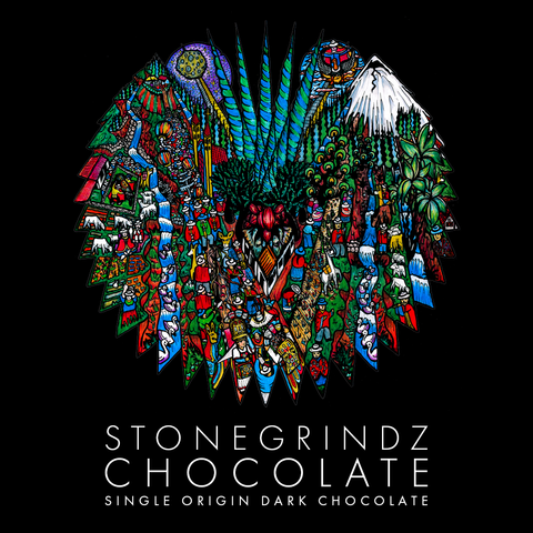 Stone Grindz Chocolate Single Origin Dark Chocolate Scottsdale, Arizona