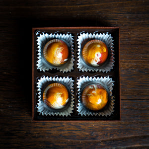 Calabrian Chili Pepper Caramel 4 Pack *LIMITED BATCH*