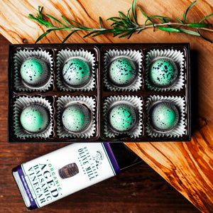 8 Pack Rosemary & Aged Balsamic Caramels *Limited Batch*