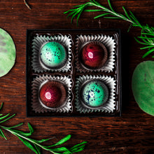 Load image into Gallery viewer, 4 Pack Rosemary & Aged Balsamic Caramels *Limited Batch*