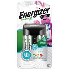Energizer Pro Rechargeable Batteries & Charger - BRS Super Pumps
