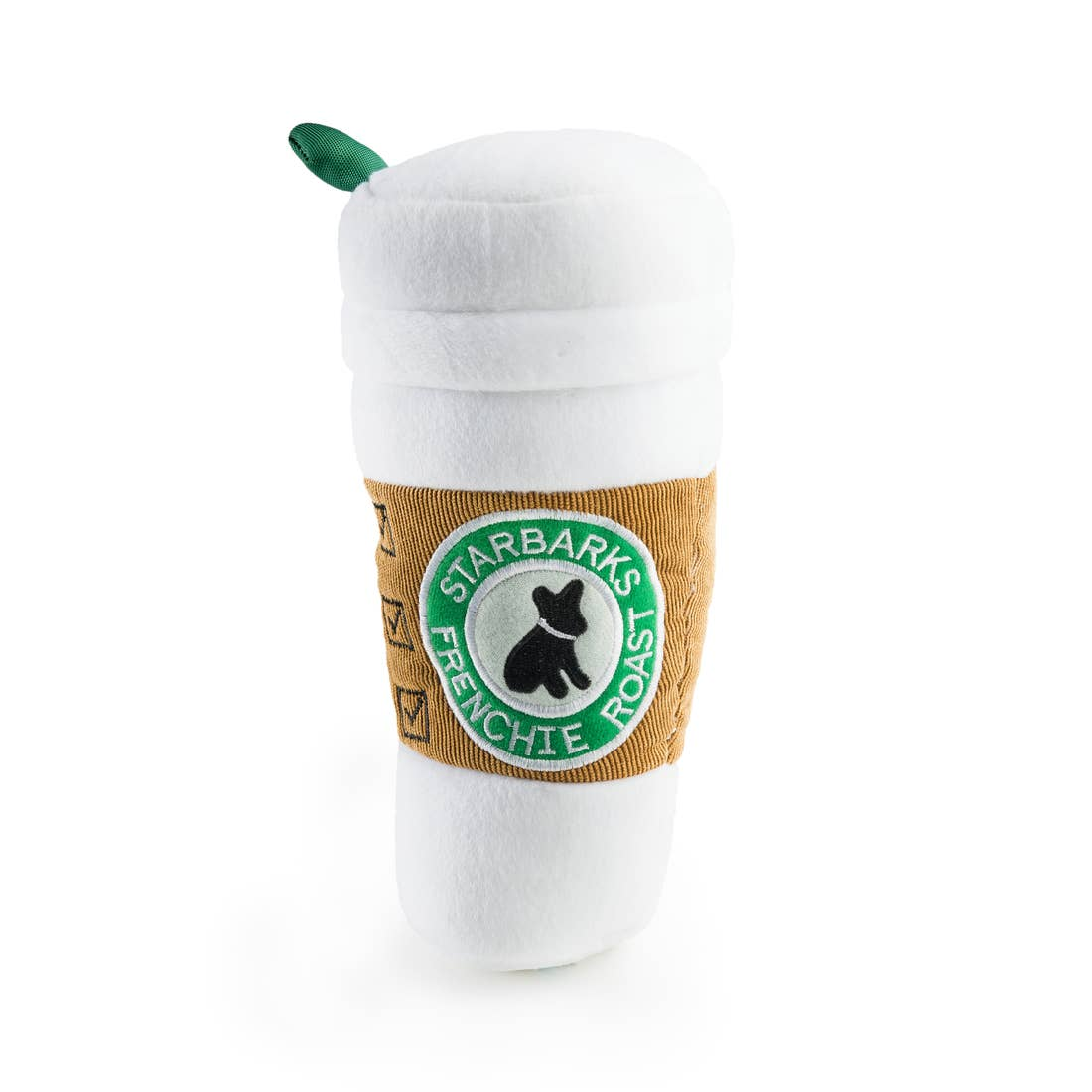 Starbarks Coffee Cup W/ Lid - Large
