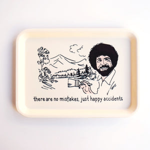 Trinket Trays - Bob Ross