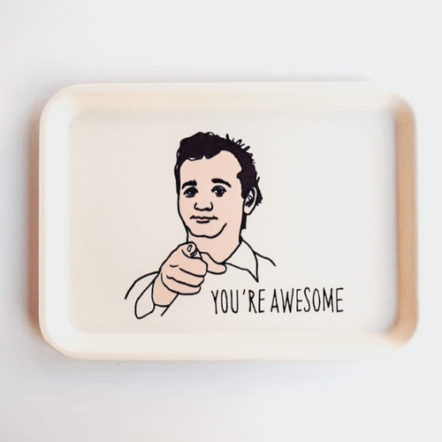 Trinket Tray - Bill Murray