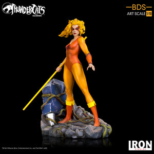 Iron Stuidos Thundercats Cheetara Pre-Order Closes On March 8th