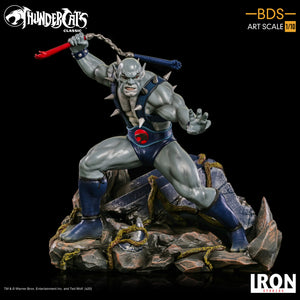 Iron Stuidos Thundercats Panthro Pre-Order Closes On March 8th