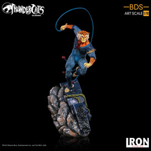 Iron Stuidos Thundercats Tygra Pre-Order Closes On March 8th