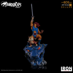 Iron Stuidos Thundercats Lion-O & Snarf Pre-Order Closes On March 8th