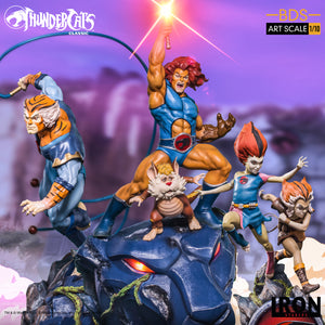 Just Announced Iron Studios -  Thundercats- BDS Art Scale 1/10