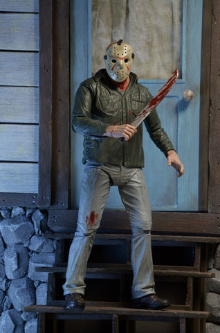 "NECA - Friday the 13th - Part 3 Ultimate Jason 7"" Action Figure"