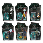 Nightmare Before Christmas ReAction Figures - Set of 6