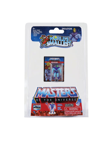 World's Smallest Masters of the Universe Skeletor Micro Action Figure