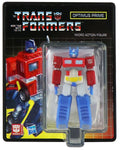 World's Smallest Transformers Optimus Prime Micro Action Figure