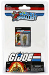 World's Smallest G.I. Joe Vs Cobra Duke Micro Action Figure