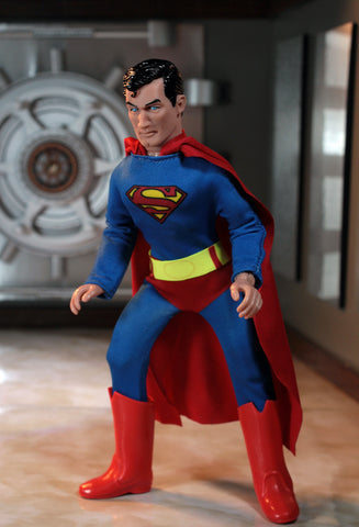 "Mego DC Wave 9 - Superman 8"" Action Figure (Pre-Order Ships November)"