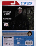 "Mego Star Trek Wave 10 - Locutus 8"" Action Figure (Pre-Order Ships January)"