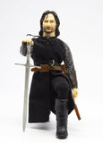 "Mego Movies Lord of The Rings - Aragorn 8"" Action Figure"