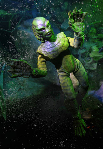 "Mego Horror Wave 9 - Creature from the Black Lagoon 8"" Action Figure"