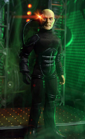 "Mego Star Trek Wave 9 - Locutus 8"" Action Figure (Pre-Order Ships January)"