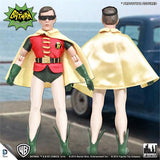 "Batman Classic TV Series - Robin (Removable Mask) 8"" Action Figure"