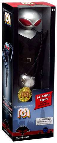 "Mego DC Black Manta 14"" Action Figure"