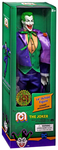 "Mego DC Joker 14"" Action Figure"