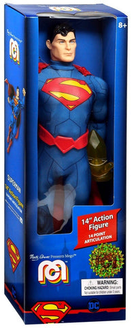 "Mego DC Superman 14"" Action Figure"