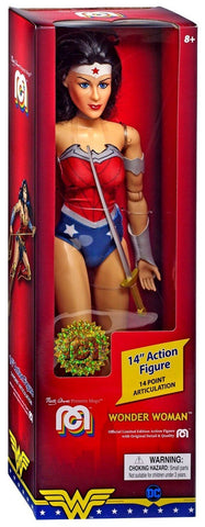 "Mego DC Wonder Woman 14"" Action Figure"