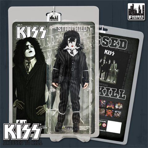 "KISS - The Starchild - Dressed To Kill (Re-Issue) 8"" Action Figure"