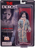 "Damaged Package Mego Horror Wave 8 - The Exorcist - Regan 8"" Action Figure"