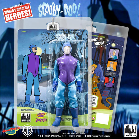 "Scooby-Doo - Charlie The Robot 8"" Action Figure"