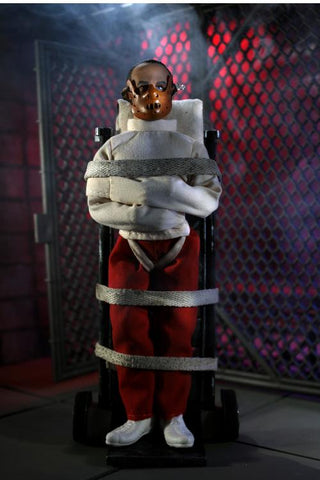 "Mego Horror Wave 10 - Silence of the Lambs - Hannibal Lecter (Straight Jacket) 8"" Action Figure (Pre-Order Ships February)"